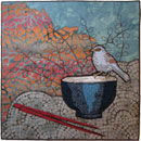 Rice Bowl and Bird Revisited by Terry