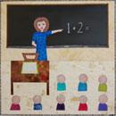 First Grade by Terri