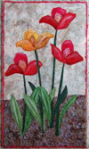 The Radical Tulip by Terrie