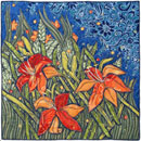 Orange Lilies by Terry