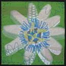 Passion Flower Interpretation  by Deborah
