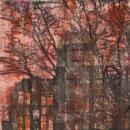 Man's Darkest Side through the Windows of Hope  by Karen