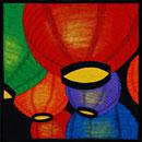 Happy Lanterns by Diane