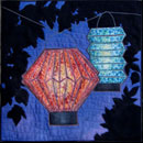 Japanese Lanterns by Terry