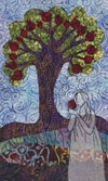 Persephone and Pomegranates  by Gerrie