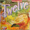 Enjoy Delicious Twelve Brand Oranges by Kristin